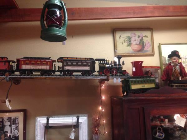 Jim Beam Decanter Train Set - Sealed and full! - $349