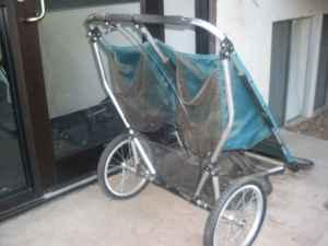 Jogger Stroller side-by-side .EXCELLENT CONDITION - $48