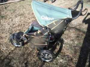 Jogging Stroller - $50 (N.Lawrence)