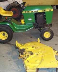 John Deere 116 Riding Mower Martell Ne For Sale In