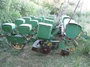 John Deere 1240 Corn Planter Decorah Ia For Sale In Waterloo