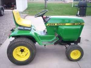 John Deere 317 17HP Hydraulic 48