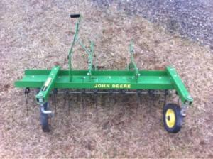 John Deere 318 Thatcher Attachment - $200 (Aitkin MN)