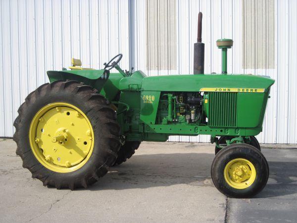 John Deere 4020 Diesel - $9500 Lapeer