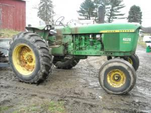 John Deere 4020 with rebuilt engine - (Clarks Mills) for Sale in