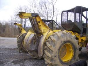 John Deere 540 Log Skidder (Star Lake)