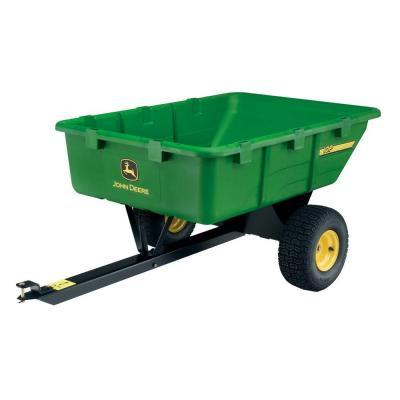 John Deere 650 lb. 10 cu. ft. Tow-Behind Poly Utility
