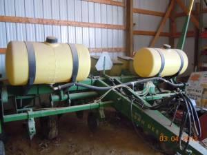 John Deere Planter Seed Boxes Classifieds Buy Sell John Deere