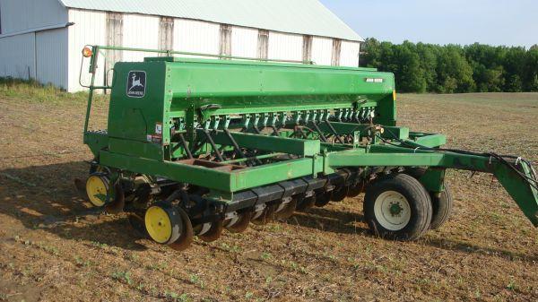 John Deere 750 Grain Drill 12000 Owensboro KY