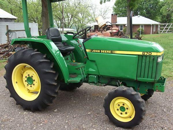 Honda Of Greer >> John Deere 870 4/w/d - (Greer,SC) for Sale in Greenville ...