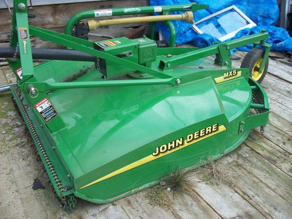 John Deere Brush Hog Orange For Sale In Worcester