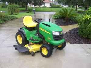 John Deere Garden Tractor Winter Haven For Sale In