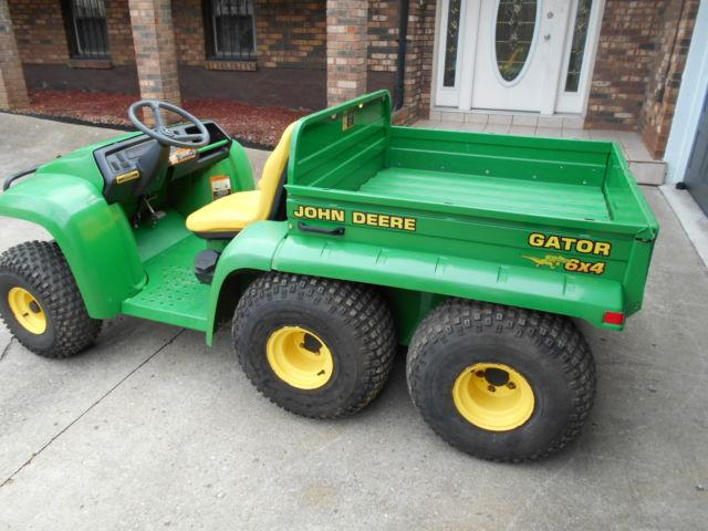 John Deere Gator 2003 - Low hours
