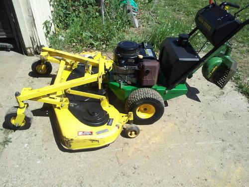 John Deere K14 54 Quot Commercial Mower W Sulky For Sale In