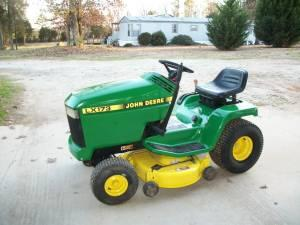 John Deere Lawn And Garden Tractor Donalds For Sale In