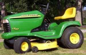 John Deere Lt155 Lawn Tractor Walbridge For Sale In