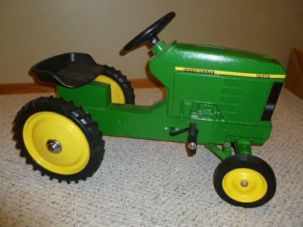John Deere pedal tractor - $275