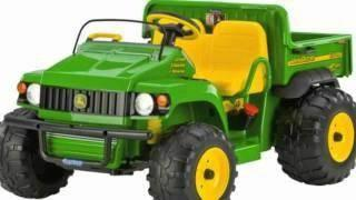 John Deere Power Wheels - $200