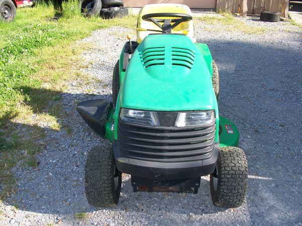 JOHN DEERE SABRE 14.5 HP 38 CUT NICE - $400 CHRISTOPHER IL AREA