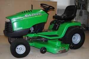 John Deere Sabre >> John Deere Sabre Riding Lawn Mower For Sale In Pennsylvania