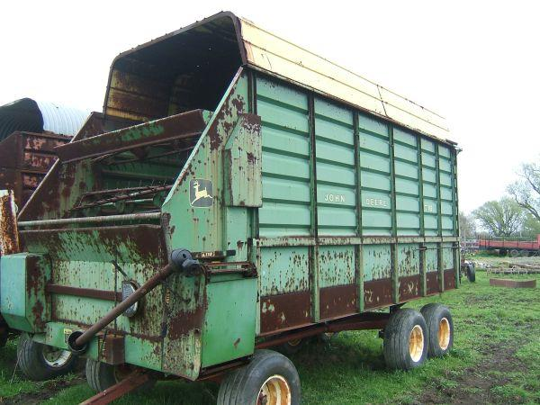 John deere silage wagon galion for sale in mansfield - Mansfield craigslist farm and garden ...