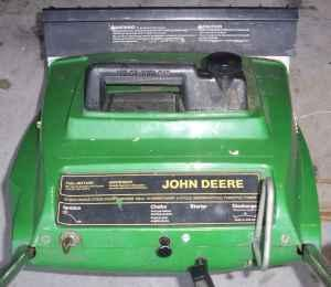John Deere Snow Blower - $125 (Lake Meade, East Berlin,