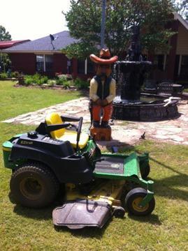 John Deere Z425 Zero Turn Tractor 22hpHst54Deck200hrsVey CleanNice