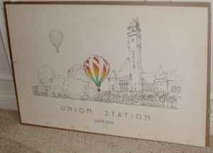 John Pils-Balloons- Union Station St.