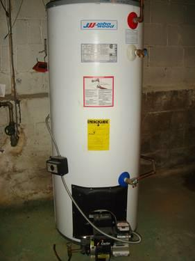 John Wood 30 Gal Hot Water Heater Oil Fired For Sale In
