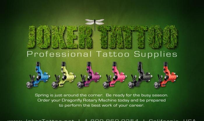 Joker Tattoo Supply Spring Sale! (Visalia, CA for sale in Imperial ...