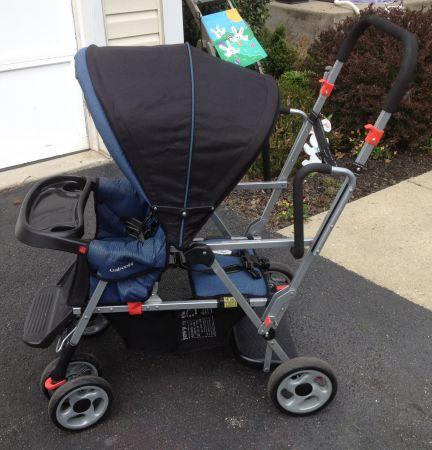 Joovy Caboose Sit & Stand Stroller - (Severn) for Sale in ...