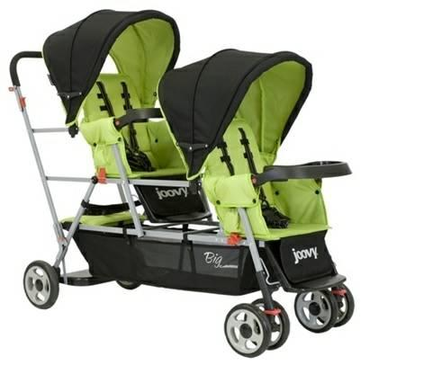Joovy Double/Triple Stroller - $100