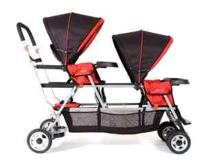 Joovy Triple Sit and Stand Stroller - $150 Owego, NY