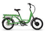 Juiced Bikes ODK U500 V3 - Cargo Step Thru Electric