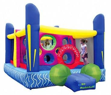 Jump n' Dodgeball Bounce House FOR SALE - $125