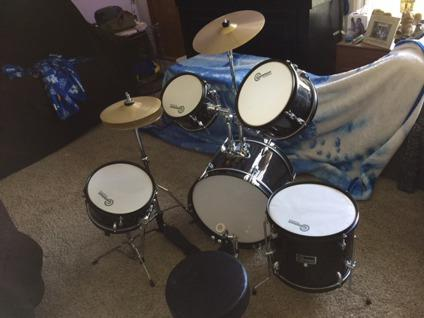 junior gammon drum set