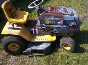 junk riding lawn mower? need it gone? - (roseburg) for ...