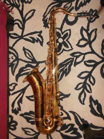 Jupiter Tenor Saxophone in really good condition