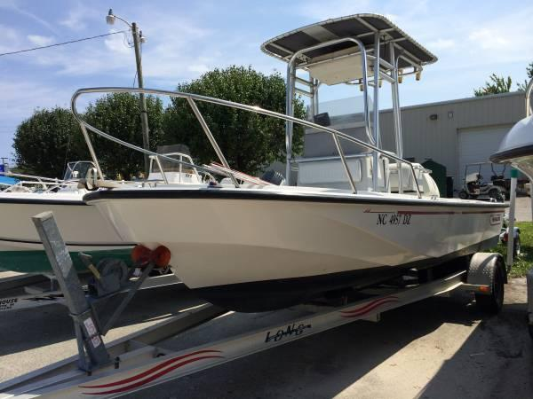 JUST IN!! 1992 BOSTON WHALER 19' OUTRAGE - $12495