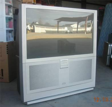 Jvc 48 Quot Bigscreen Projection Hd Tv For Sale In Caldwell