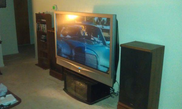 Jvc 60 Inch Flat Screen Tv Flint For Sale In Flint