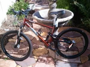 K2 Sidewinder Ds Mountain Bike Medium Obo Vacaville Vallejo