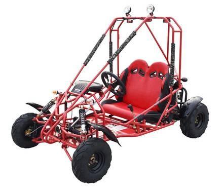 Kandi 110cc FM5 Kids Mini Go Kart