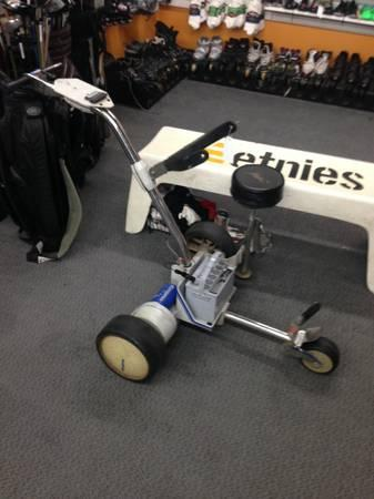 Kangaroo Hillcrest AB Electric Golf Push Cart - for Sale in ... on
