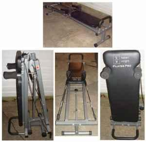 voight pilates pro machine