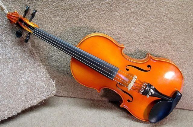 Karl Knilling 45KF Full-Size Violin Handmade in Germany for