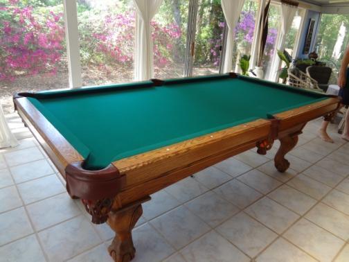 kasson 4x8 1in slate pool table for sale in jacksonville florida rh jacksonville fl americanlisted com