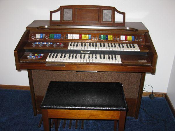 Kawai Organ Mahtowa For Sale In Duluth Minnesota