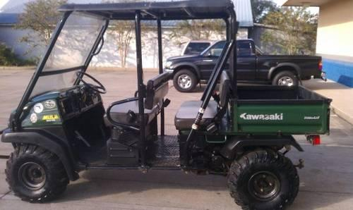 Kawasaki Mule Tires For Sale