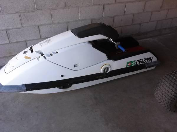 Kawasaki 650sx Stand Up Jet Ski Obo For Sale In San